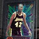 James Worthy # 42 Topps Finest 1994 Refractors SP Lakers