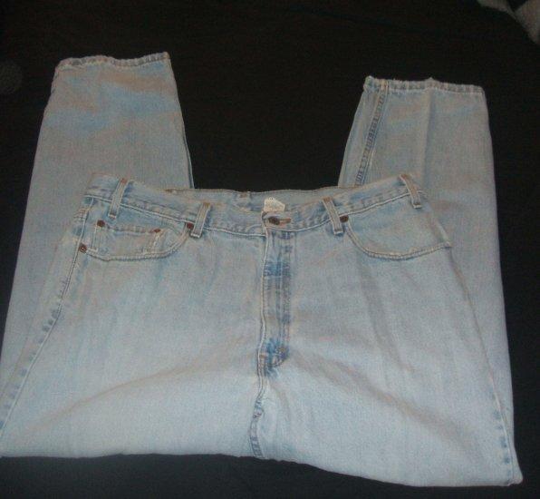 Wrangler Rugged Jeans Mens Pre-Owned