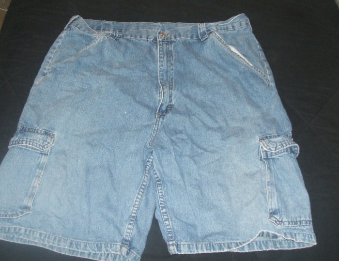 VJ  Blue Jean Shorts Pre-Owned
