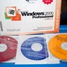 Microsoft 2000 Professional W2K SP4 Built on NT Technology For Gateway Pc Only