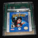 Harry Potter & the Sorcerer's Stone Nintendo Game Boy Color 2008 Pre- Owned