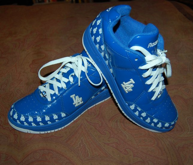 Dodgers Shoes Womens