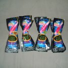 Ten Imperial 4 Inch Assorted Color GLO STICKS New with Hanger