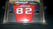 Avengers Indoor Football Mini Jersey #82 Collectible Mint