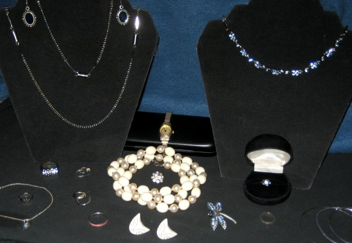 Mixed Estate Lot Jewelry Arizona