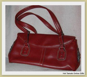 Rello Soft Leather Fashion Baguette