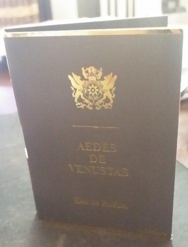 Aedes De Venustas edp - 1.0 ml SAMPLE - BN