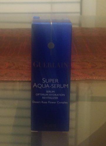 Guerlain Super Aqua Serum Hydration Vitalizer-3 ml -BNIB