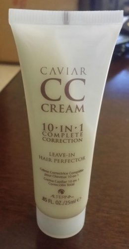 ALTERNA Caviar CC Cream for Hair 10-in-1 Complete Correction - Trial size - 25ml - BNNB