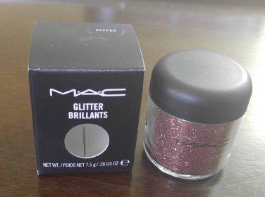MAC Copper Glitter Brilliants - 7.5 g  - BNIB