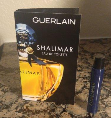 Guerlain Shalimar edt Fragrance  -  1.0 ml SAMPLE - BN