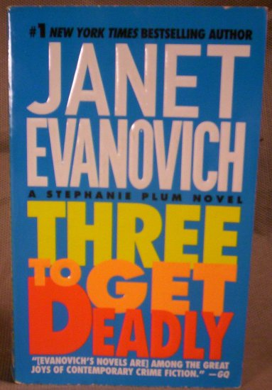 Three to Get Deadly, Janet Evanovich, NN