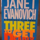 Three to Get Deadly, Janet Evanovich, NN
