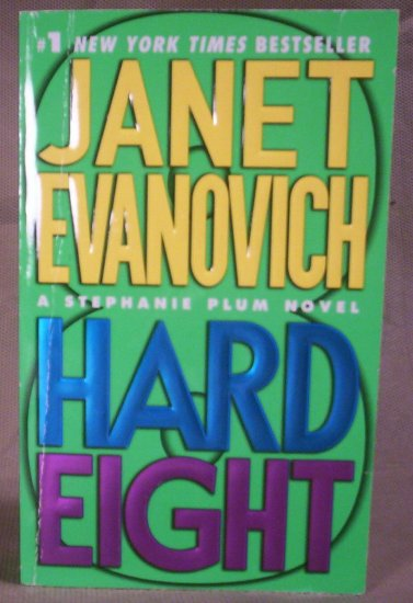 Hard Eight, Janet Evanovich, NN