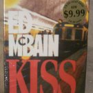 Kiss, A Novel of the 87th Precinct, Ed McBain, Read by Len Cariou