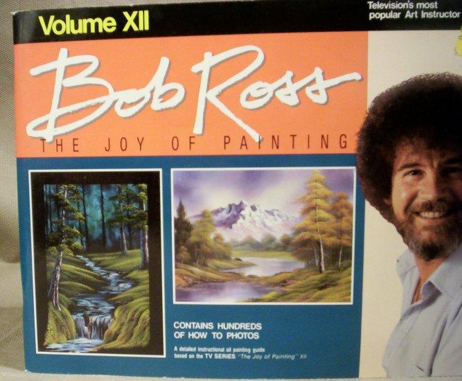 Bob Ross, the Joy of Painting, Vol. 12