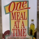 One Meal At A Time, Martin Katahn, Ph.D., FREE SHIPPING