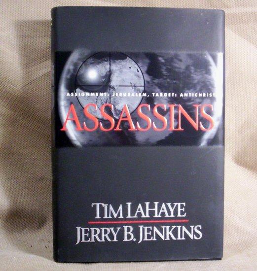 Assassins, Assignment: Jerusalem, Target: Antichrist, Tim LaHaye