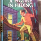 #16, The Hardy Boys, A Figure in Hiding by Franklin W. Dixon, 1965