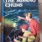#4, The Hardy Boys, The Missing Chums by Franklin W. Dixon, 1962