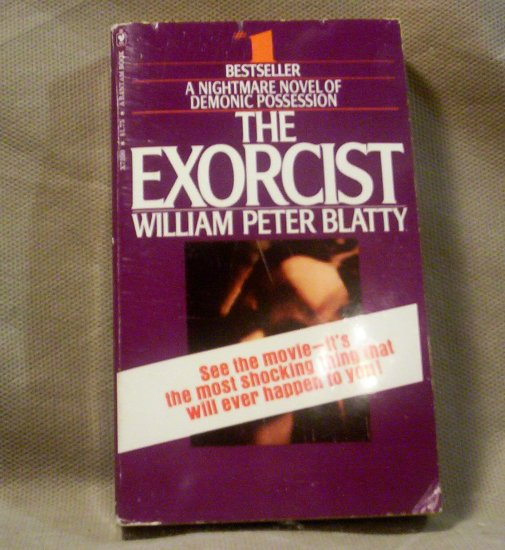 The Exorcist, William Peter Blatty, 1974