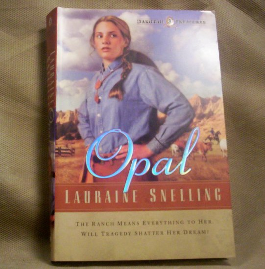 Opal, Lauraine Snelling, Book # 3