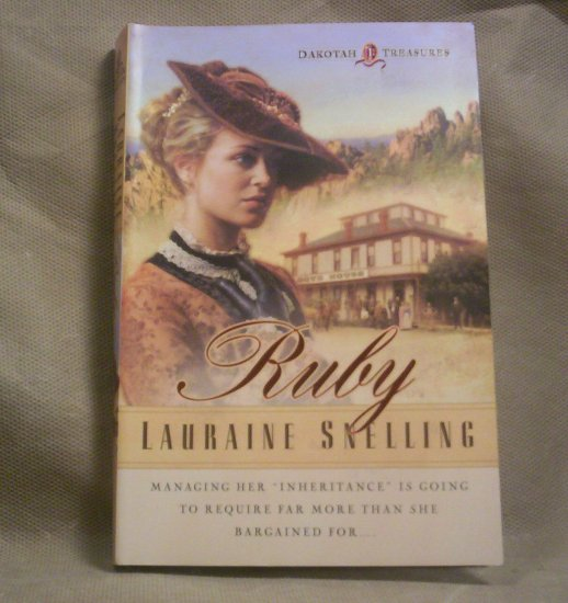Ruby, Lauraine Snelling, Book #1