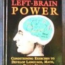 Building Left-Brain Power by Allen D. Bragdon,