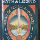 Arthurian Myth & Legend by Mike Dixon-Kennedy (1998)