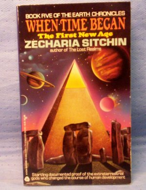 When Time Began by Zecharia Sitchin (1996)