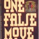 One False Move, T. Davis Bunn