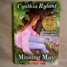 Missing May, Cynthia Rylant, Winner of the Newberry Medal