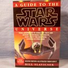A Guide to the Star Wars Universe, Bill Slavicsek, FREE SHIPPING