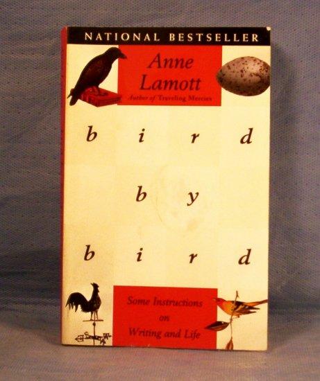 Bird by Bird, Anne Lamott, FREE SHIPPING