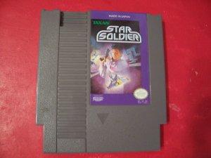 STAR SOLIDER (Nintendo) *TESTED* 8 BIT NES