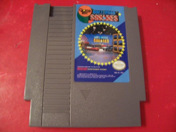 Hollywood Squares (Nintendo) TESTED 8 BIT NES