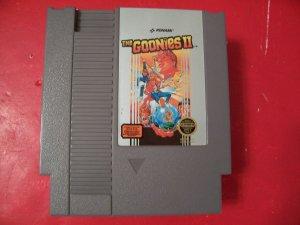 GOONIES II BY KONAMI (NES) TESTED