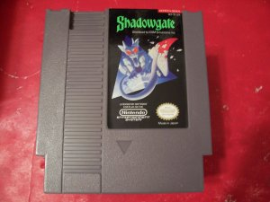 Shadowgate (NINTENDO) TESTED 8 BIT NES