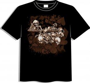 Chip Graveyard t-shirt