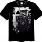 New K-Boy (a.k.a. King) Card poker t-shirt