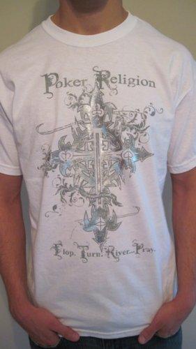 Poker Religion t-shirt
