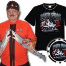 Humberto Brenes Poker Shark T-Shirt