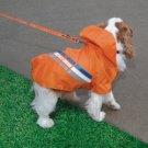 Harley Davidson Doggy Rain Jacket-Large