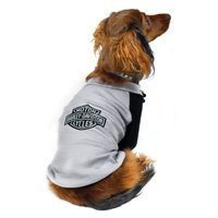 Harley Davidson T-Shirt for Dogs - Small HARLEY T-SHIRT