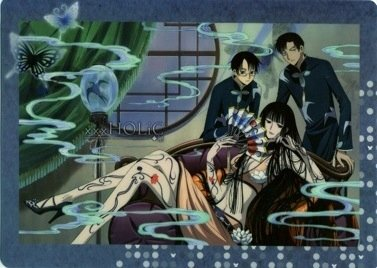 XXXHolic Shitajiki CLAMP Anime Pencil Board 0408