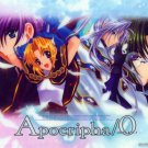Apocripha O Zero Shitajiki Anime Game Pencil Board Movic 0302