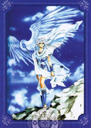 RG Veda Manga Post Card Postcard (3)