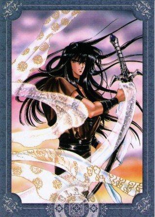 RG Veda Manga Post Card Postcard (4)