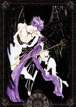 RG Veda Manga Post Card Postcard (5)