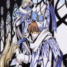 CLAMP Tsubasa Reservoir Chronicle Post Card Fay Syaoran Postcard